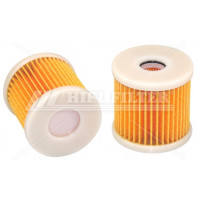 Fuel Petrol Filter For YAMAHA MARINE 907-94468-71-00, 90794-46871-00 - Dia. 66 mm - BE4056 - HIFI FILTER